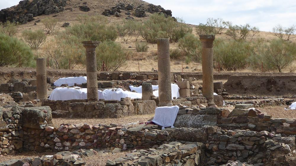 Parque arqueológico Sisapo (Ciudad Real - España)