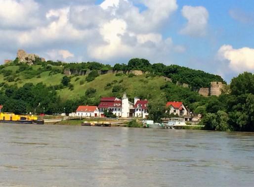 El castillo de Devin (Eslovaquia)