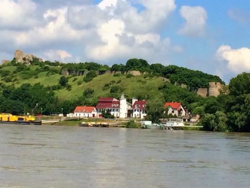 El castillo de Devin (L.I. Unesco). Eslovaquia