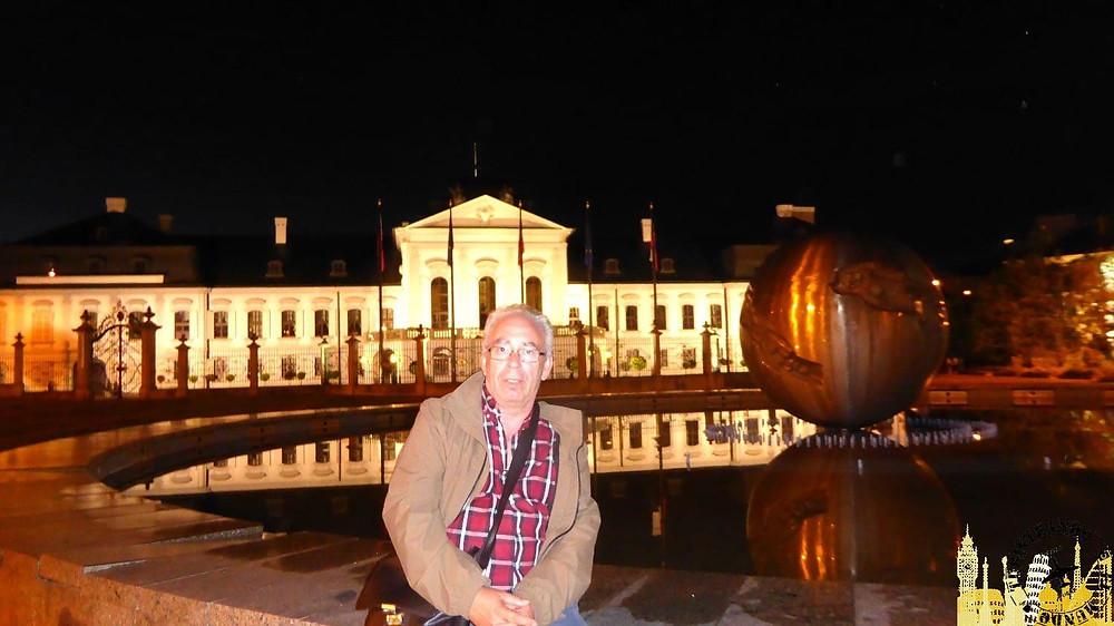 Noche de Bratislava (Eslovaquia)