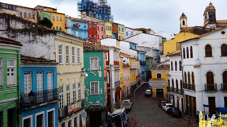 Salvador de Bahía, el Brasil más africano. Pelourinho (UNESCO ...