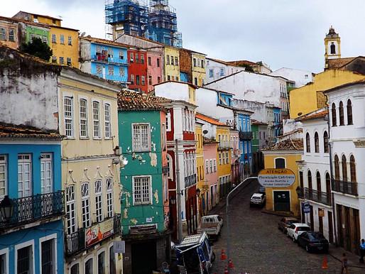 Salvador de Bahía, el Brasil más africano. Pelourinho (UNESCO).