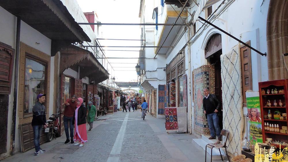 Medina Rabat (Marruecos)