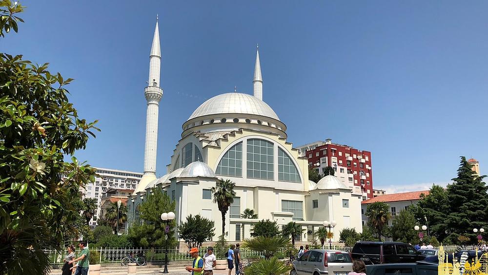 Gran Mezquita Ebu Beker. Shkoder (Albania)