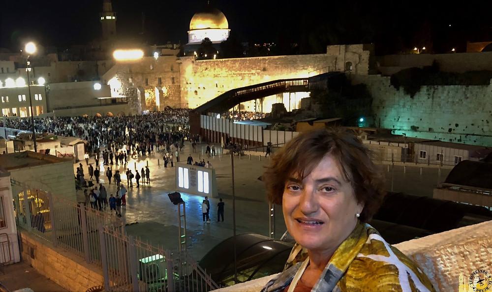 Jerusalén. Muro Lamentaciones