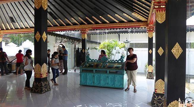 Kraton Yogyakarta (Museo)