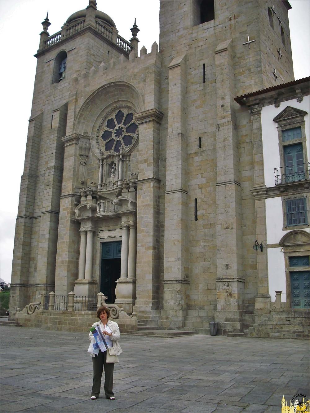 Sé de Oporto (Portugal)