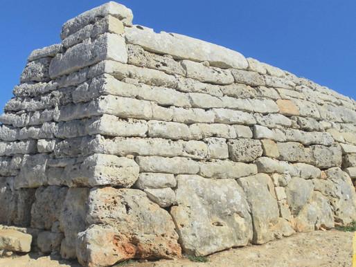 Menorca Talayótica. Lista indicativa UNESCO. Baleares (España)