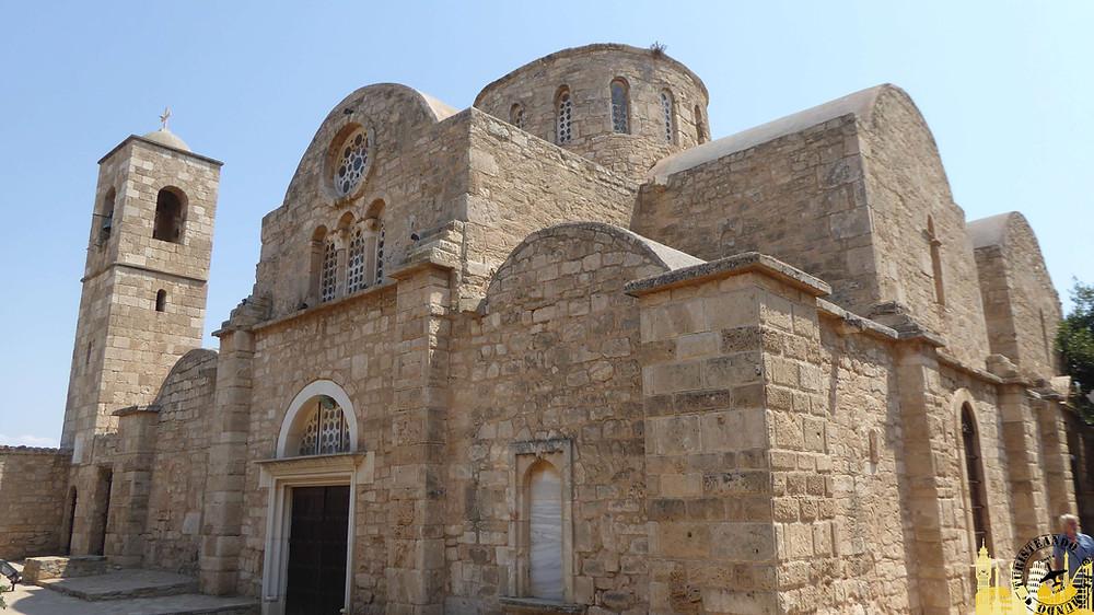 Iglesia de San Bernabé, Chipre