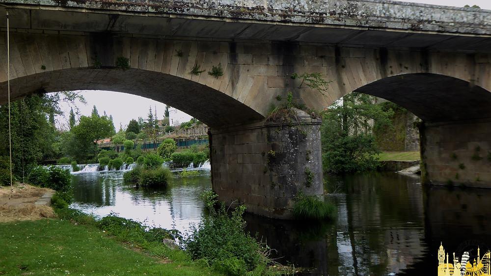 Puente Románico. Allariz (Ourense-España)