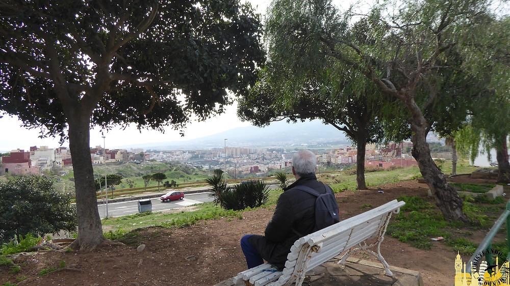 Melilla (España). Mirador cuartel Legión