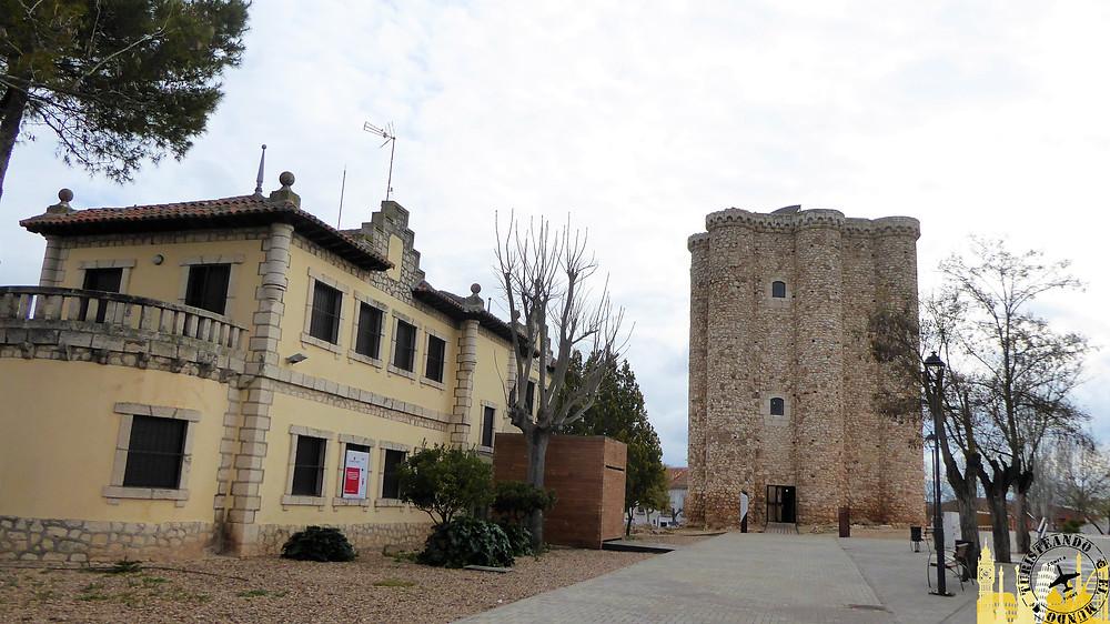 Fortaleza de la Orden Militar de Santiago. Villarejo de Salvanés (Madrid)