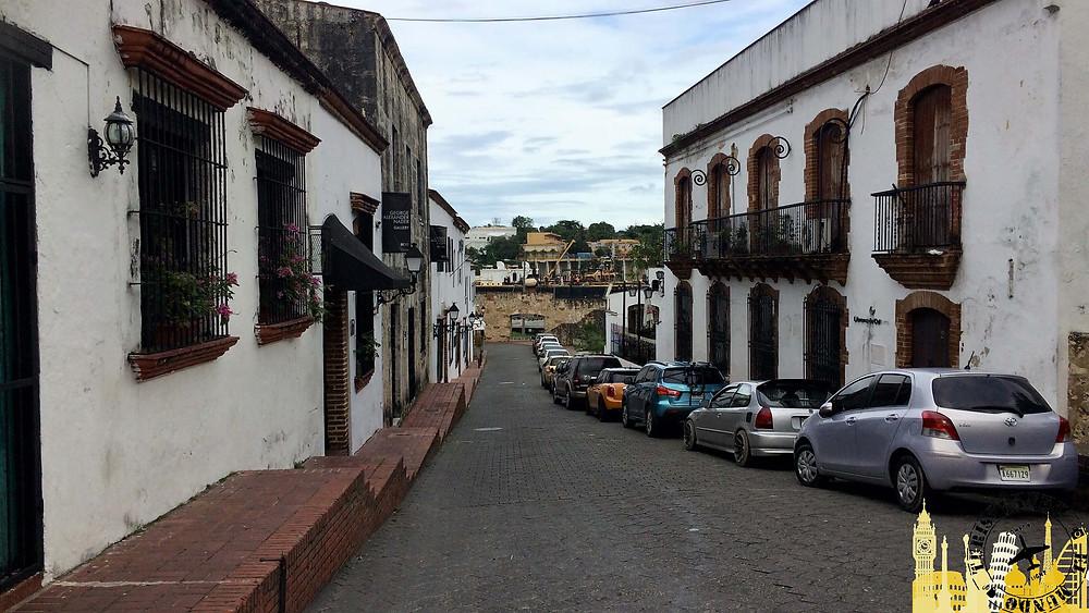 Calle de las Atarazanas. Santo Domingo (Rep. Dominicana)