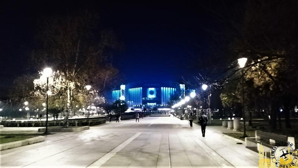 Palacio de la Cultura (Sofía-Bulgaria)