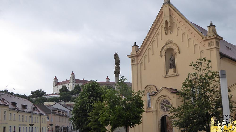 Iglesias Bratislava (Eslovaquia)