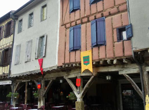 El bello pueblo francés de Mirepoix