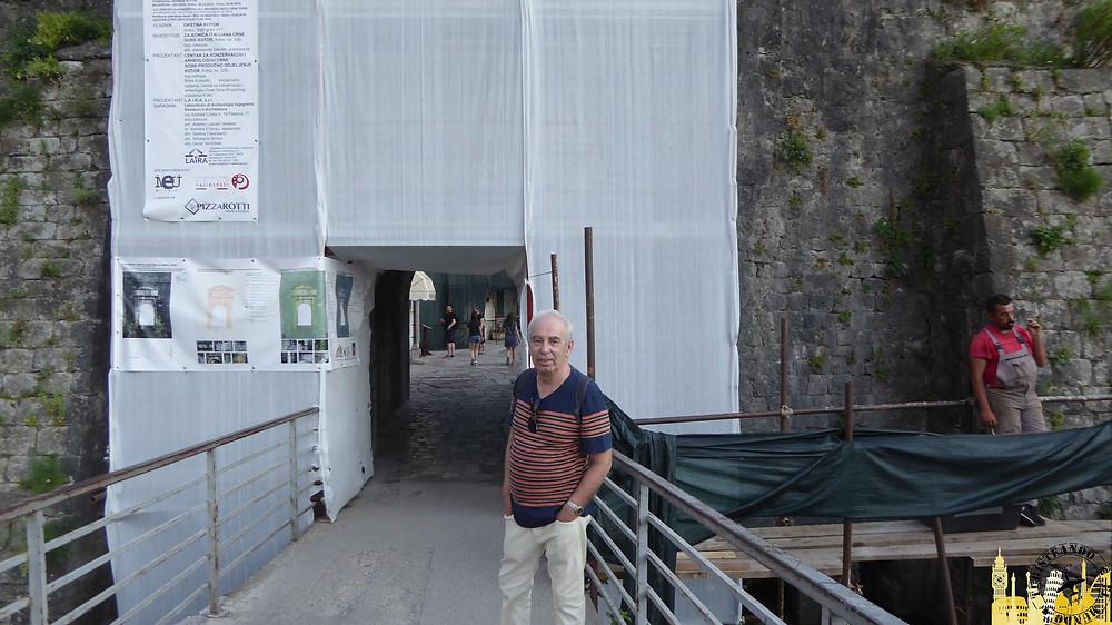 Kotor (Montenegro). Puerta del Norte