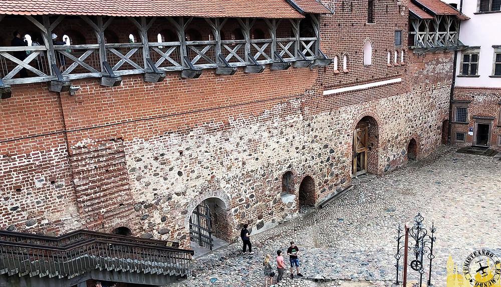 Castillo de Mir (Bielorrusia)