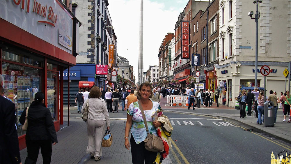 The Spire. Dublín (Irlanda)