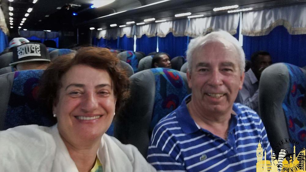 Camino a Higüey. República Dominicana