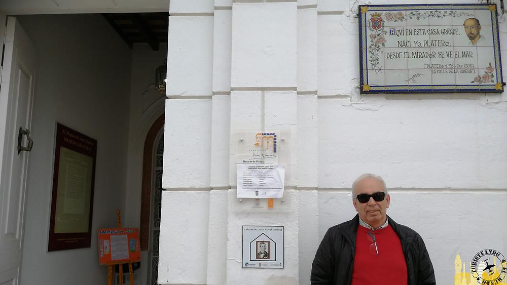 Casa Natal Juan Ramón Jimenéz. Moguer. Andalucía (España)
