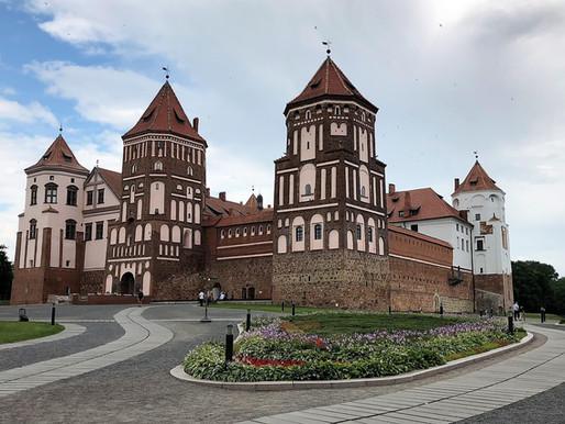 Castillo de Mir (Unesco). Bielorrusia