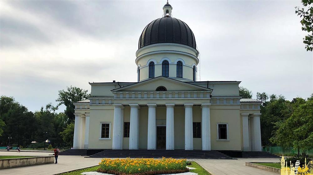 Catedral de la Natividad. Chisinau (Moldavia)