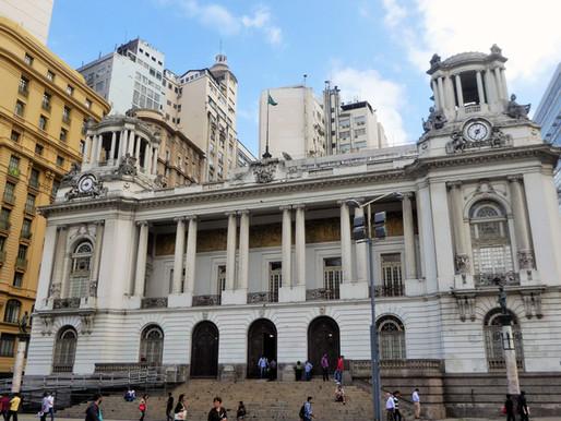 Río de Janeiro (Brasil). Sorprendente y monumental centro histórico. UNESCO