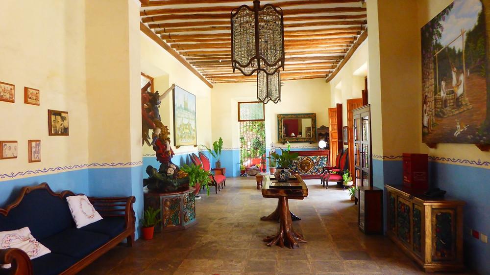 Hotel Mesón del Marqués (Valladolid-México)