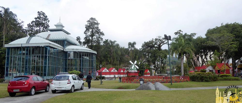 Palaio de Cristal, Petrópolis (Brasil)