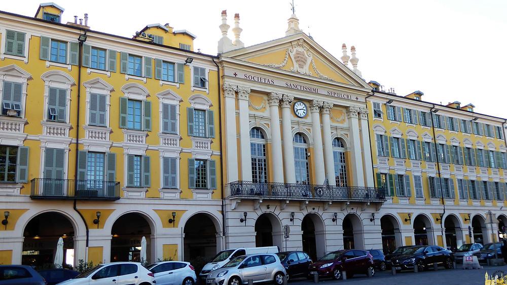 Plaza Garibaldi, Niza (Francia)