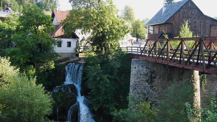 Rastoke (Croacia)