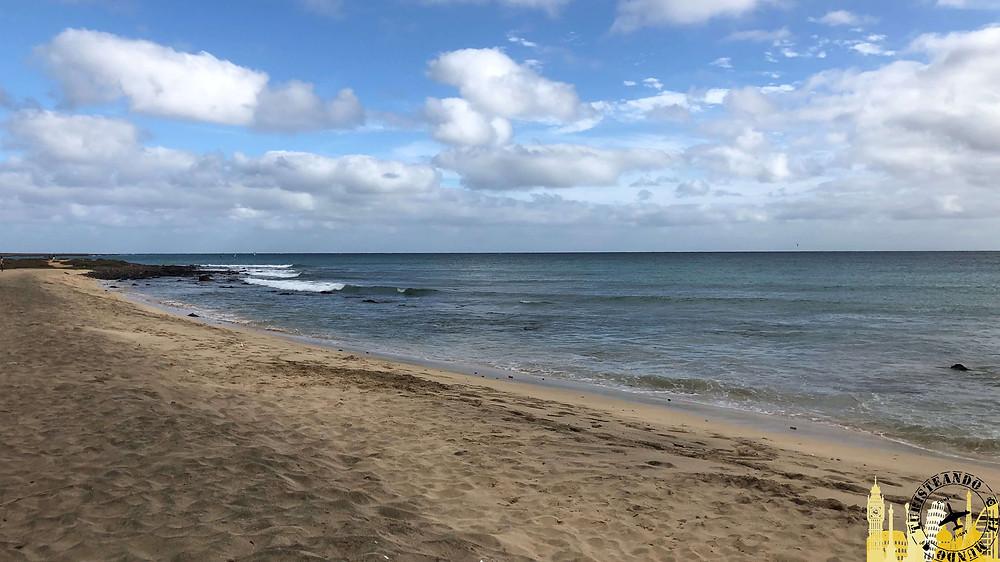 Isla de la Sal (Cabo Verde). Playa de Ponta do Sino