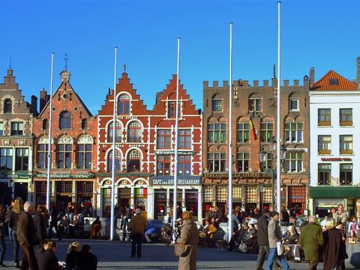 Qué ver en Brujas (Unesco) en un día. Bélgica
