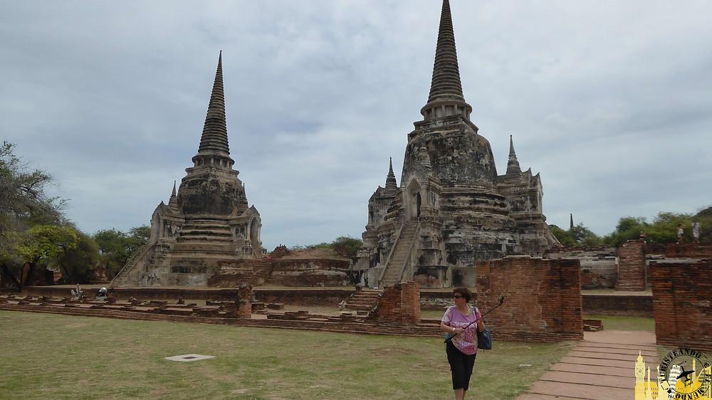 Templo  Wat Phrasisanphet (Ayuthayya)