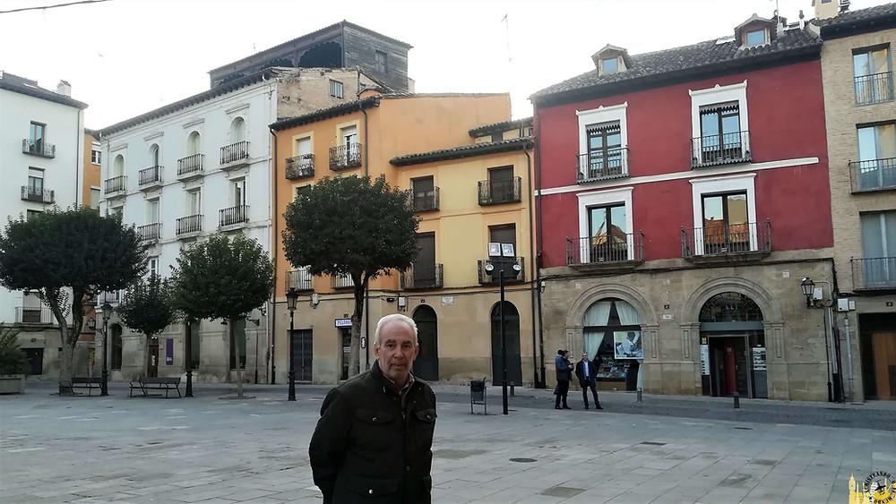 Plaza del Mercado, Catedral de Logroño, La Rioja