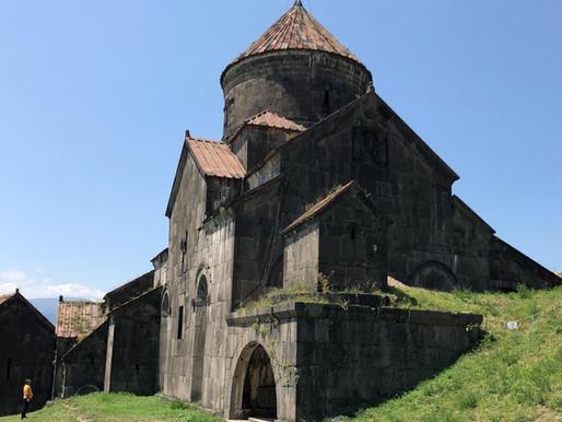 Monasterios del norte de Armenia: Odzun, Haghpat y Sanahin (Unesco)