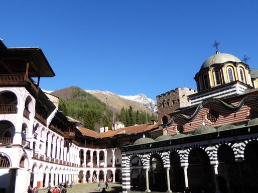 Monasterio de Rila (UNESCO). Bulgaria