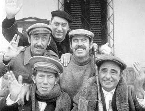 Crónicas de un pueblo. Serie TV