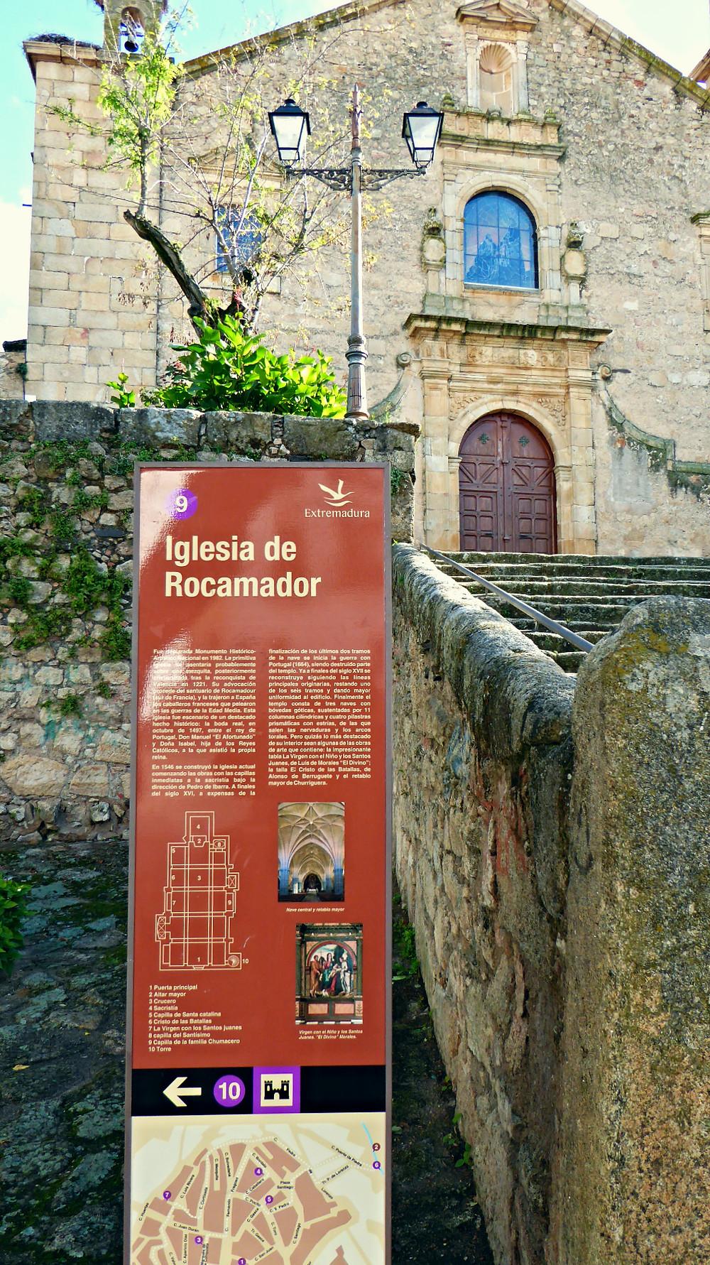 Valencia de Alcántara (España)