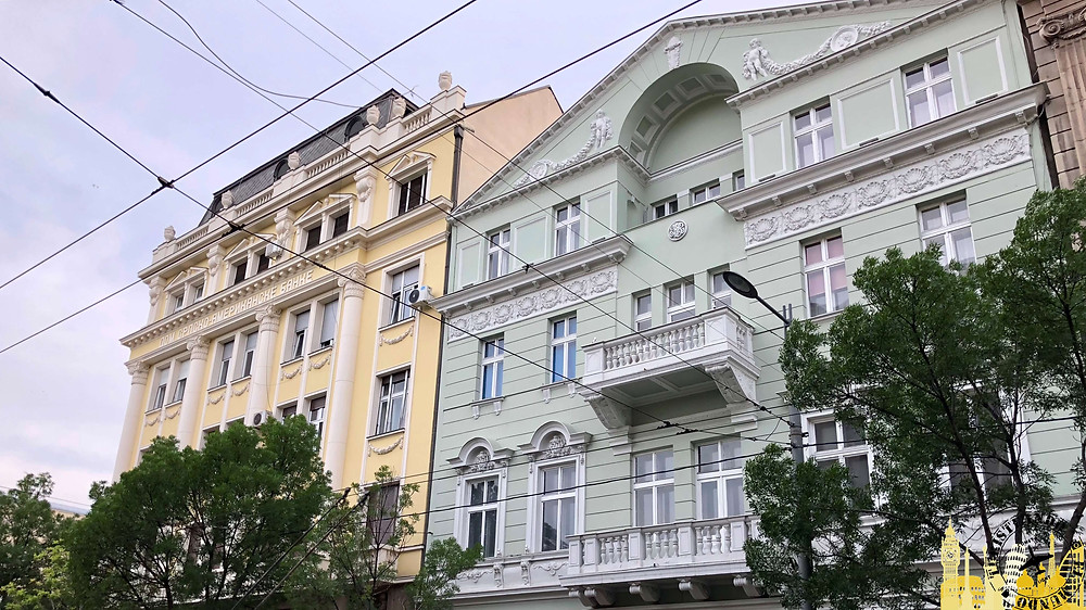 Calle Kralja Milana. Belgrado