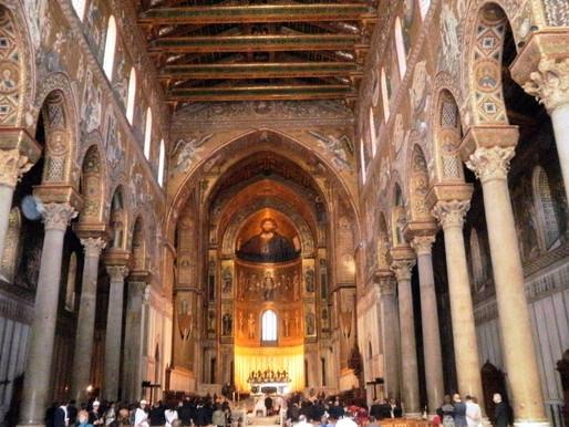 Monreale, la joya normanda (UNESCO). Sicilia (Italia)