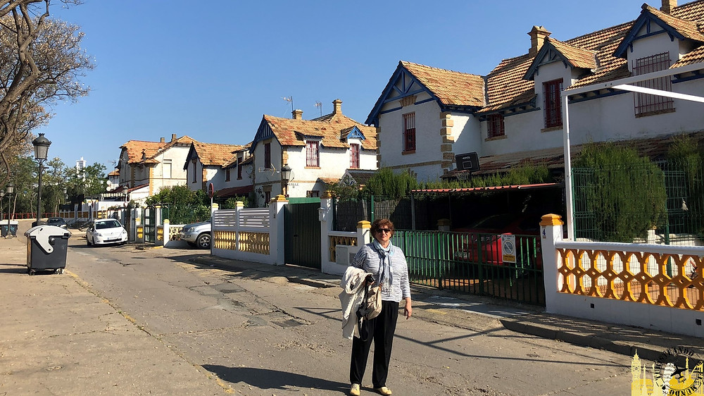 Barrio Reina Victoria. Huelva (Andalucía). España