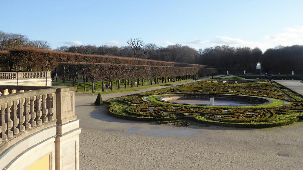 Jardines Palacio Augustusburg