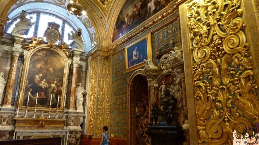 Concatedral San Juan (La Valeta)