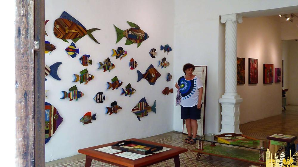 Galería arte en Santo Domingo (Rep. Dominicana