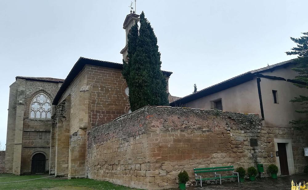 Monasterio de San Salvador, Cañas, La Rioja