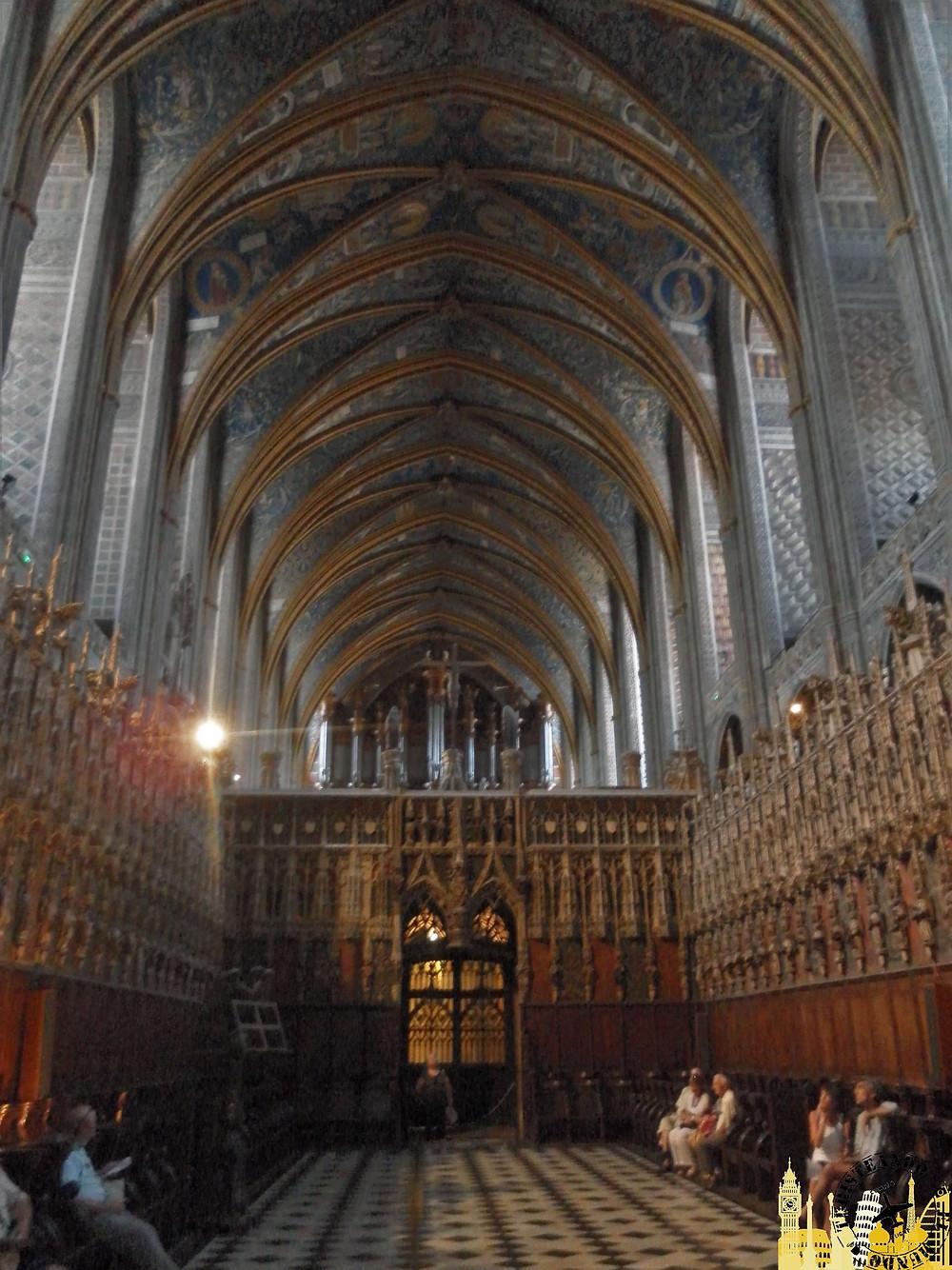 Catedral de Saint-Cécile. Albí (Francia)