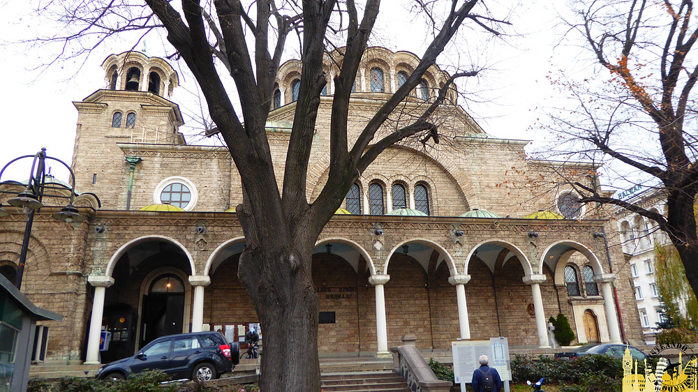 Iglesia Sveta Nedelya (Sofía-Bulgaria)