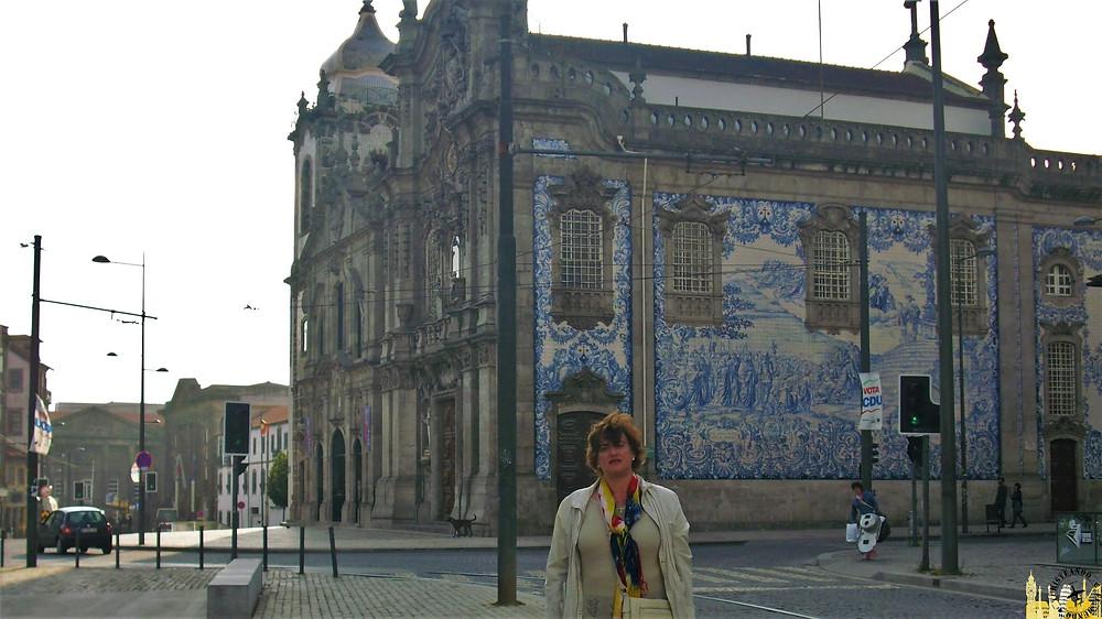Iglesia del Carmen. Oporto (Portugal)